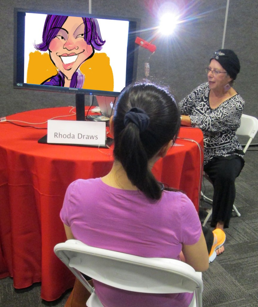 Rhoda draws Shuai